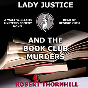 Lady Justice and the Book Club Murders Audiobook