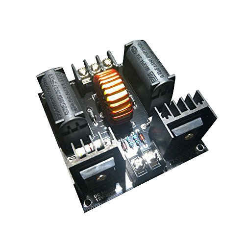 SODIAL(R) ZVS Tesla coil driver board/Marx generator/Jacob's ladder H Voltage Power Supply