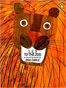 Book's Cover of 1, 2, 3 to the Zoo (Anglais) Broché – 10 février 2018