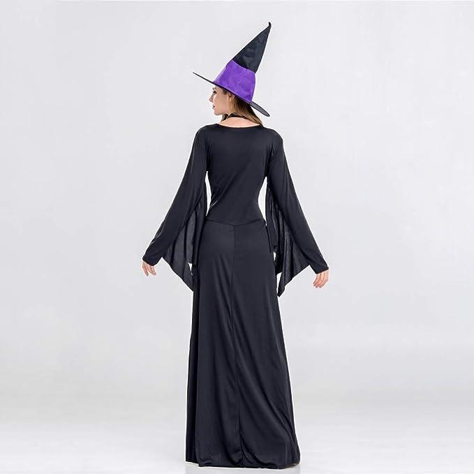 Thermos cup Disfraz Halloween Disfraces Adulto Cosplay Magia Bruja ...