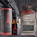 4pcs Men Massage Oil, Men Enlargement Essential