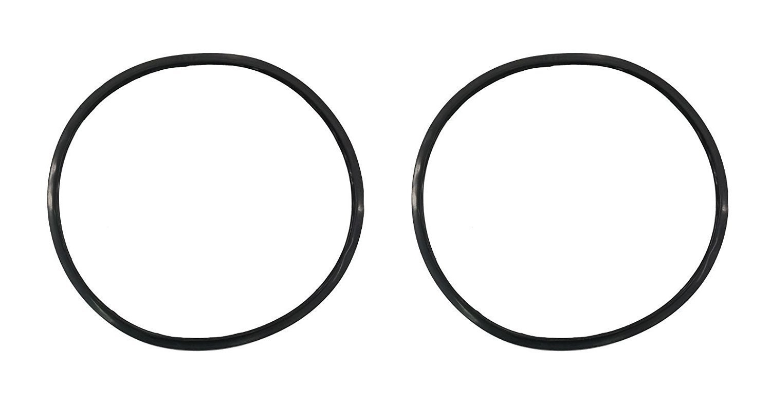 2 Pack Mirro S-9882 / 9882000mw Pressure Cooker / Canner Gasket Seal Ring by Mirro