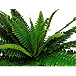 Boston-Fern-Bush-29-Leaves-Artificial-Silk-Plant-Greenery-30-5601GN