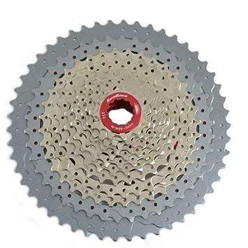 Cycling Sunrace Csmz90 11-50t 12 Speed Wide Ratio Mountain Bike Mtb Cassette Black New