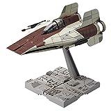 Bandai Hobby Star Wars 1/72 A-Wing Starfighter Building Kit