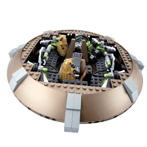[UK-Import]Character Set Building Doctor Who Dalek Spaceship Set [UK-Import]Character 090cc4