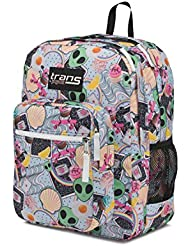 Trans by JanSport 17 SuperMax Backpack - School Daze