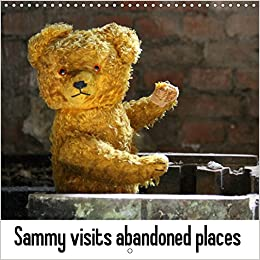 Buy Sammy visits abandoned places 2019: Teddy bear going