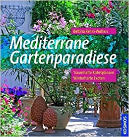 mediterrane gartenparadiese bettina rehm wolters 9783440116135 books. Black Bedroom Furniture Sets. Home Design Ideas