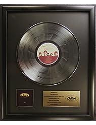 The Beatles Love Songs LP Platinum Non RIAA Record Award Capitol Records