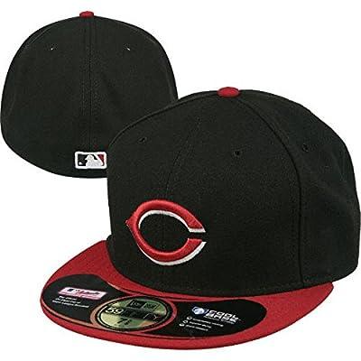 Cincinnati Reds Mlb Fitted Cap