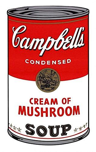 Campbell's Soup - Cream of Mushrooms (Sunday B. Morning)