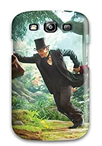 Snap-on Case Designed For Galaxy S3- James Franco Mila Kunis Oz The Great And Powerful