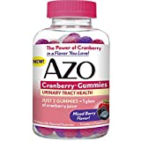 AZO Cranberry Gummies, 72 Count