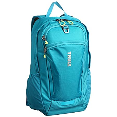 Thule EnRoute Strut Daypack for 15-Inch MacBook Pro and 10-Inch Tablets - Blue (TESD-115) Laptop Backpacks at amazon