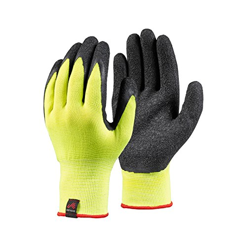 Musto Dipped Grip Glove (Pack of 3) 2017 - Sulphur Spring/Black