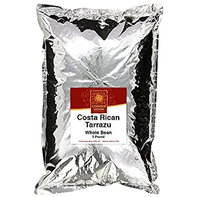 Copper Moon Tarrazu Coffee, Costa Rica, 5 Pound
