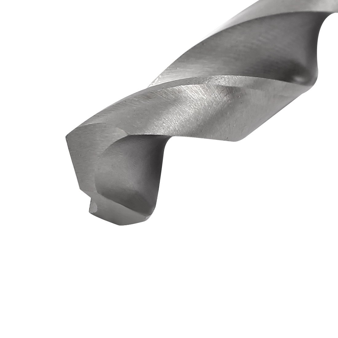 uxcell 6.9mm Dia 110mm Long HSS Straight Round Shank Twist Drill Bit Drilling Tool 10pcs