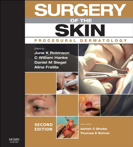 Download Surgery of the Skin: Procedural Dermatology – Expert Consult Pdf