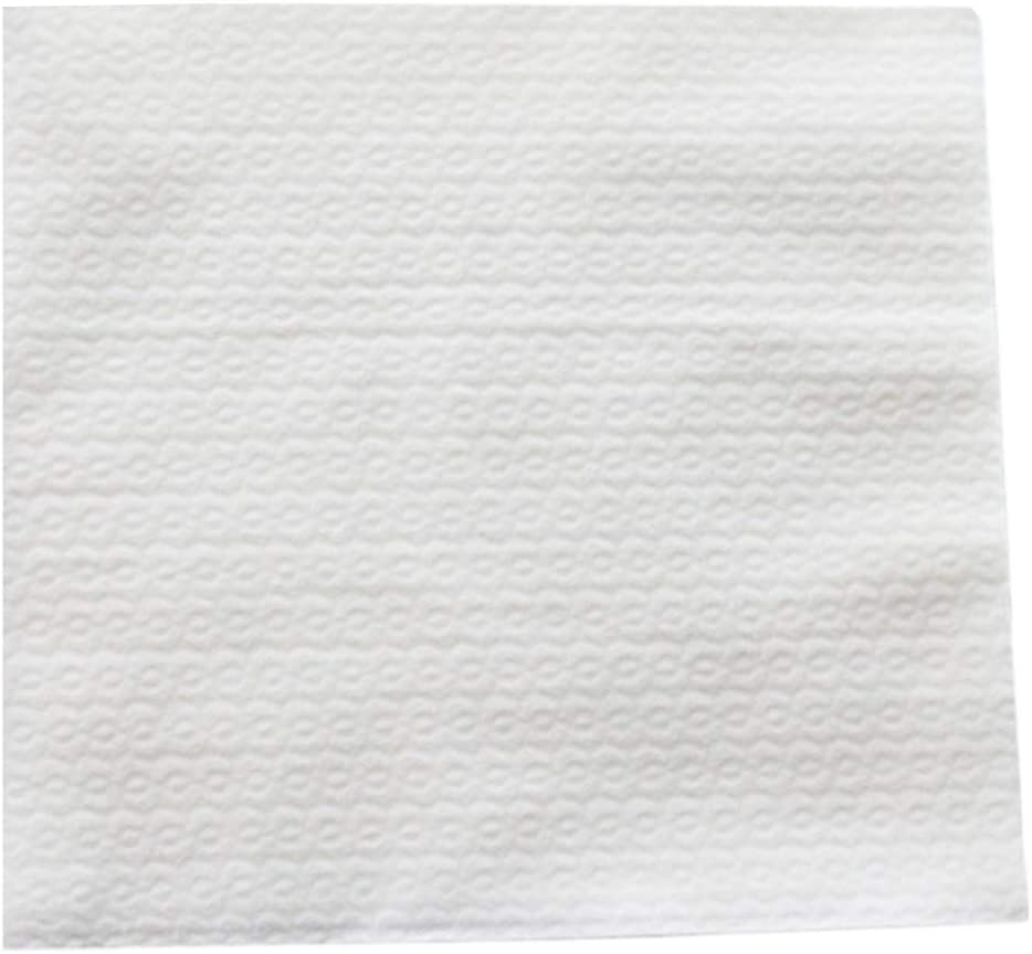 JEBBLAS Luxury Airlaid White Paper Hand Towels Paper Napkins Disposable Hand Towels-Pack of 100 Linen Feel
