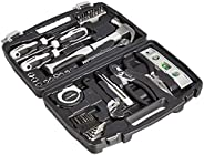 AmazonBasics 48-Piece General Household Home Repair and Mechanic's Hand Tool Kit
