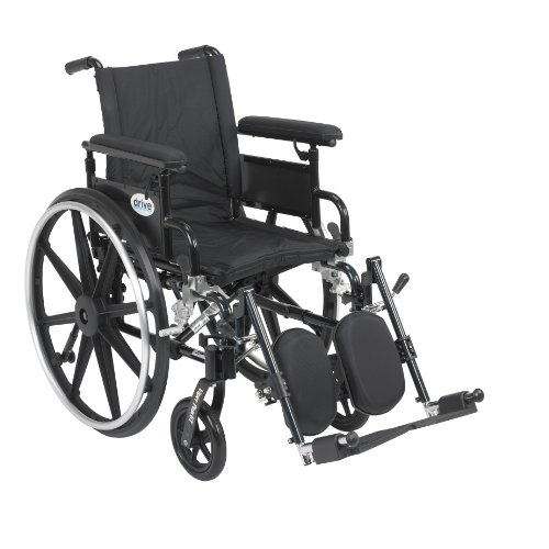 Drive Medical Wheelchair Removable Adjustable