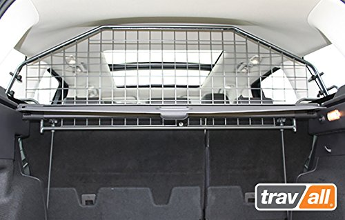 Travall Guard Compatible with Ford Escape 2012-Current TDG1411 – Rattle-Free Luggage and Pet Barrier