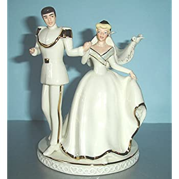 lenox cinderella wedding cake topper lenox cinderella s wedding day cake topper 16818