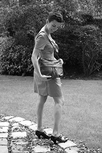 London main Modèle Bleu OH femme Fonce à en Sac cuir MY BAG bandoulière wPqBFUvI
