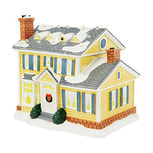 Department 56 Christmas Vacation Lit Griswold House Cookie Jar by Enesco
