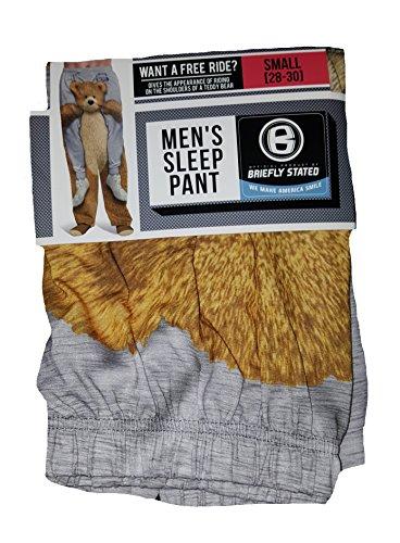 ars Shoulders Gray Sleep Lounge Pants - X-Large ()