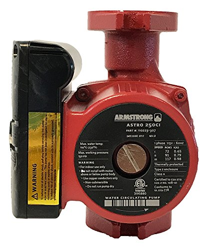 Armstrong Astro 2 Series Astro 250CI, 115 V, 1PH, 60 Hz (110223-307) by Armstrong