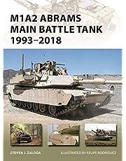 M1A2 Abrams Main Battle Tank 1993–2018: 1993–2018