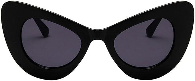 Ketamyy Femme À La Mode Nouveau Lunettes De Soleil Cat Eye