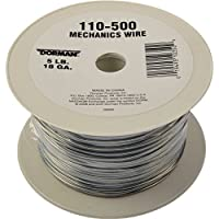 Dorman 110-500 Spool Mechanics Wire - 18 Gauge 5 Pound, 830 Feet