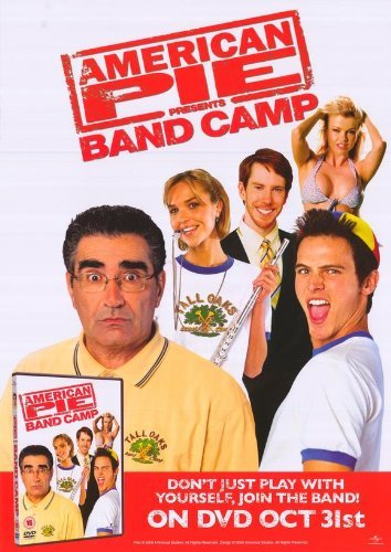 American Pie Presents Band Camp Poster Movie 2005