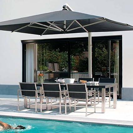 10u0027 X 13u0027 Aluminum Cantilever Umbrella