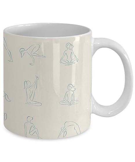 Biege Yoga – El Perfecto los amantes de la taza para Yoga ...