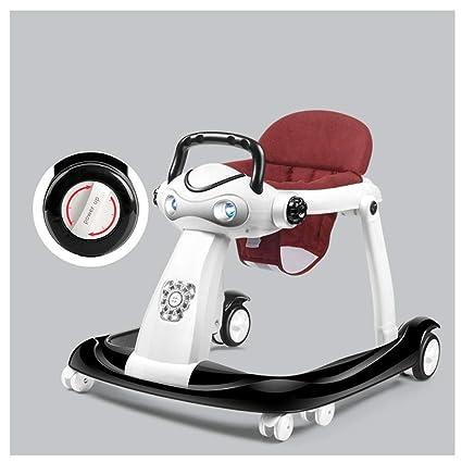 WMYJXD Andador para Bebés, Andador Multifunción, Andador para ...