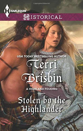 book cover of Stolen by the Highlander