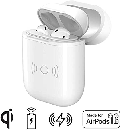 COMECALL Boîte de Chargement Portable sans Fil pour AirPods
