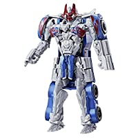 Transformers: The Last Knight - Knight Armor Turbo Changer Optimus Prime