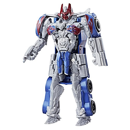 Transformers  The Last Knight    Knight Armor Turbo Changer Optimus Prime