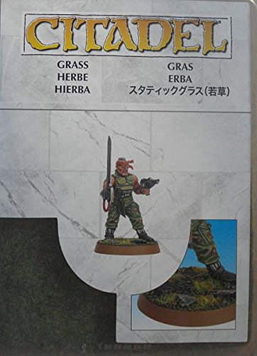 Games Workshop Citadel - Grass Tub 15g - ()
