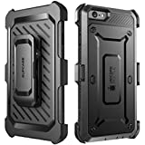 iPhone 6 Plus Case, SUPCASE [Heavy Duty] Belt Clip Holster Apple iPhone 6 Plus Case 5.5 inch [Unicorn Beetle PRO Series] Full-body Rugged Hybrid Protective Cover with Built-in Screen Protector, Dual Layer + Impact Resistant Bumper [Not Fit iPhone 6 4.7 in
