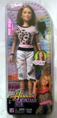 Disney Hannah Montana Pop Star Hangout Collection -