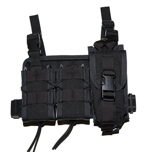 High Speed Gear Active Shooter Leg Rig Combo Coyote 98Asc0Cb by High Speed Gear
