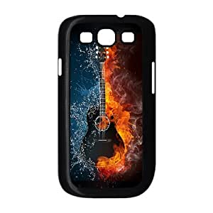 ZK-SXH - Fire Music Logo Brand New Durable Cover Case Cover for Samsung Galaxy S3 I9300, Fire Music Logo Cheap Case