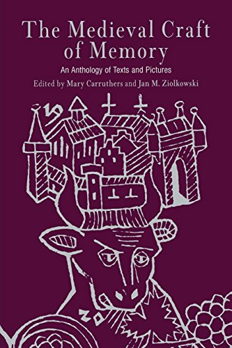 The Medieval Craft of Memory: An Anthology of Texts and Pictures (Material -