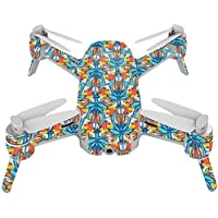 Skin For Yuneec Breeze 4K Drone – Sunflowers | MightySkins Protective, Durable, and Unique Vinyl Decal wrap cover | Easy To Apply, Remove, and Change Styles | Made in the USA